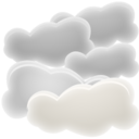 overcast,weather icon