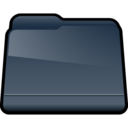 generic,black,folder icon