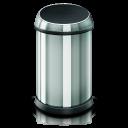 trash empty icon