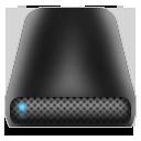 drive, disk, external icon