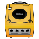 orange, gamecube icon