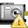 camera, error icon