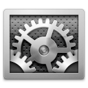Control, Panel, Settings, System icon
