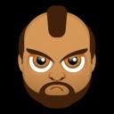 Angry Face Icon Face Avatars Icon Sets Icon Ninja