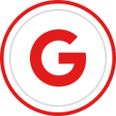 brand, social, google, logo, media icon