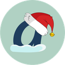 christmas, ask, snow, askfm icon
