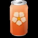 magnolia, drink icon