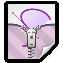 image, compressed, svg+xml icon