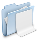 file, paper, document, badged, folder icon
