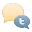 facebook, comments, discussion icon