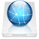 idisk, hd icon