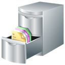 storage, leads, document icon