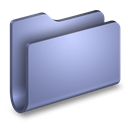 Blue, Folder, Generic icon