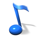 music note SH icon