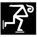 speed,skating icon