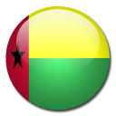 country, bissau, guinea, flag icon