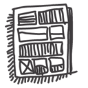 comic collector icon