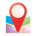 map, ecommerce, shopping, pin, location, business listing, local, place, office, google icon