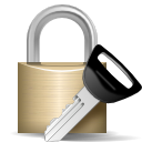cryptography, secret, lock, password icon