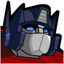 optimus, prime icon