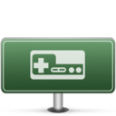 Games Sign icon