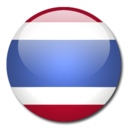 thailand,flag,country icon