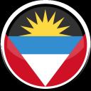 barbuda, antigua icon
