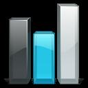 chart bar chart icon