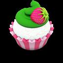 Cupcake, Vanilla icon