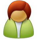 person, woman, human, member, female, people, account, profile, user icon