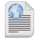 text html icon