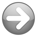 next, right, correct, ok, forward, yes, arrow icon