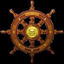 Rudder, Ship icon