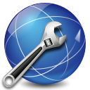 Categories preferences system network icon