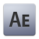 after, effects, adobe icon