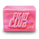 club, soap, fight icon