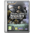 Challenge, Jonah, Lomu, Rugby icon