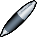 edit, draw, paint, write, pen, pencil, writing icon