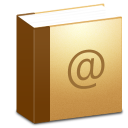 reading, address, book, read icon
