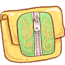 folder, pack, package icon