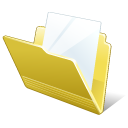folder, document icon