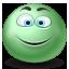 Emot, Happy icon