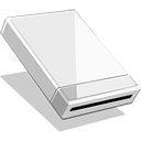 Removable HD icon