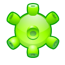 virus detected icon