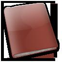 red book, book icon