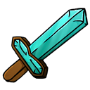 Diamond, Sword icon