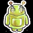 g, Greenrobot icon