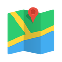 google maps, pointer, marker, location, locate, navigation, position, map, pin icon