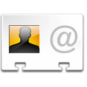 Mimetype vcard icon