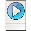 mp3, audio, playlist icon